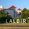 Альбир, прогулка по городу