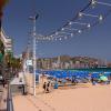 Бенидорм, пляж
