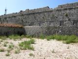 На вершине горы Срдж, крепость Империал