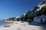 Пляж пансионата Zanic