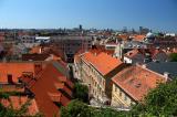 Вид на Загреб