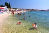 Пляжи острова Чиово