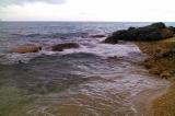 Альбир, море