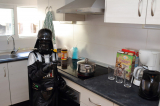 Дарт Вейдер на отдыхе: кухня