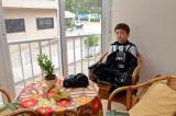 Дарт Вейдер на отдыхе: гостиная