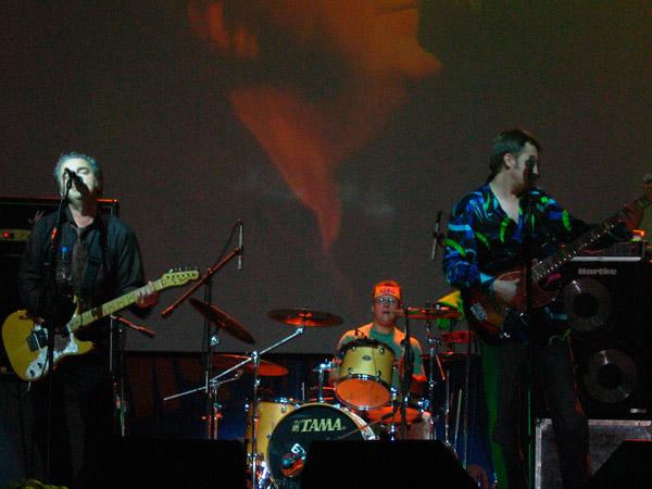 Группа Чайф, концерт в Туле 23 октября 2006 года. Фото из нашего личного архива.