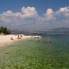 Чиово, пляжи Слатине