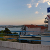 Пешеходная дорога с острова Чиово в центр Трогира