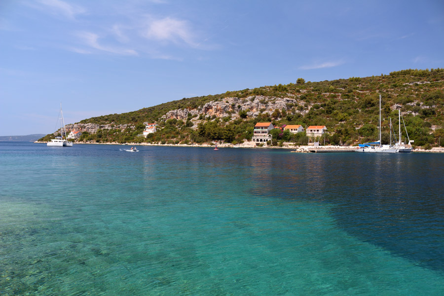 Хорватия, остров Дрвеник Вели