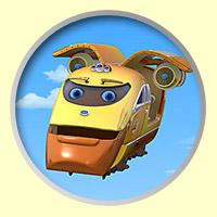 Супер-поезд (Action Chugger)
