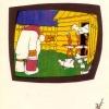 Календарик на 1989 год, изд. «Гознак».
