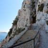 Кальпе, проход к вершине скалы Ифач