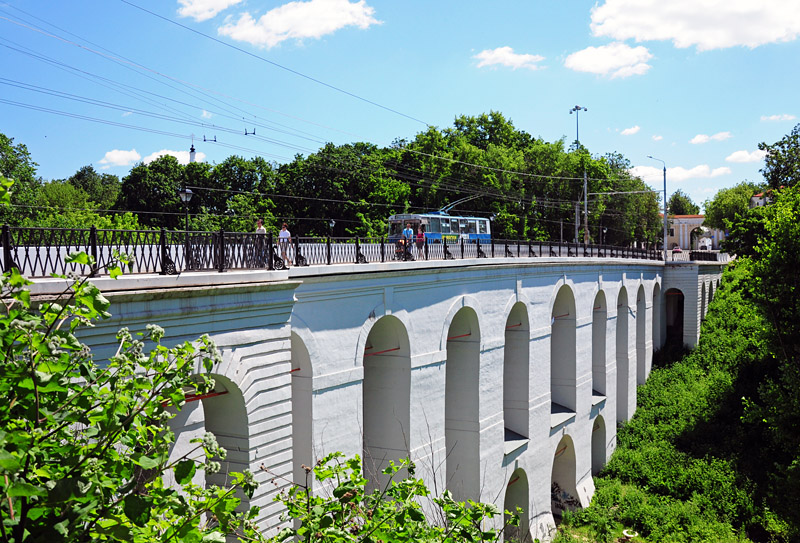 Калуга, Каменный мост