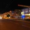 Калуга, вечерняя улица Кирова