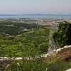 Крепость Клис: вид на Сплит