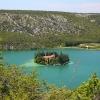 Экскурсия в НП Крка: остров Висовац