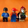 Человечки Lego, Brick, Sluban, Ausini и Bela