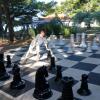 Макарска, детская площадка