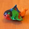Удивленная рыбка