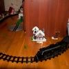 Железная дорога Полярный экспресс