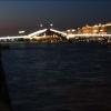 Белые ночи - разведение Дворцового моста