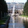 Петергоф - Нижний парк, Морской канал