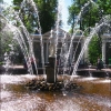 "Петергоф - Нижний парк, фонтан ""Адам"""