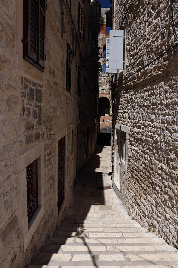 Прогулка по Сплиту: Старый город