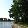 Вышний Волочек, набережная Верхне-Цнинской плотины