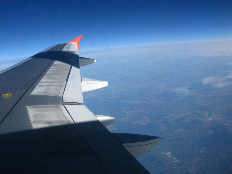 За бортом самолета | Сайт для всей семьи — интересно будет ... Валенсия Испания Карта