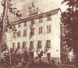 Дом Буонапарте в Аяччо