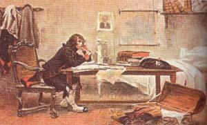 Наполеон в Бриенне