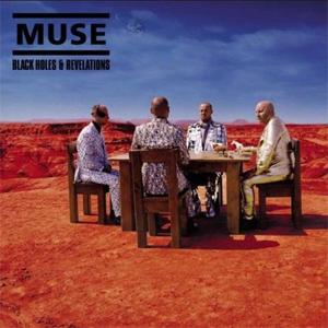 Обложка альбома Black Holes&Revelations