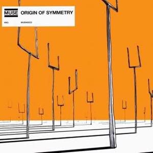 Обложка альбома Origin of Symmetry