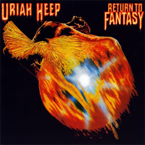 Обложка альбома Return to Fantasy
