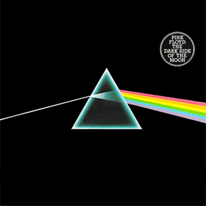 Обложка альбома The Dark Side of The Moon