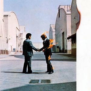 Обложка альбома Wish You Were Here