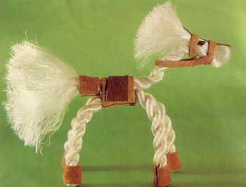 Готовый конь