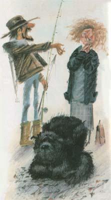 Собака, которая была кошкой
