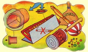 Самодельные инструменты