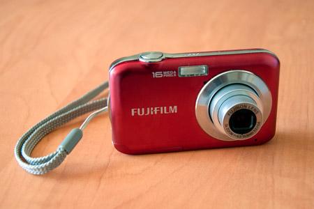 Фотоаппарат fuji jv250
