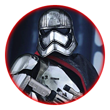Капитан Фазма (captain Phasma)