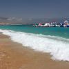 Альбир, пляж