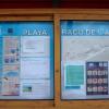 Альбир, информация о пляже