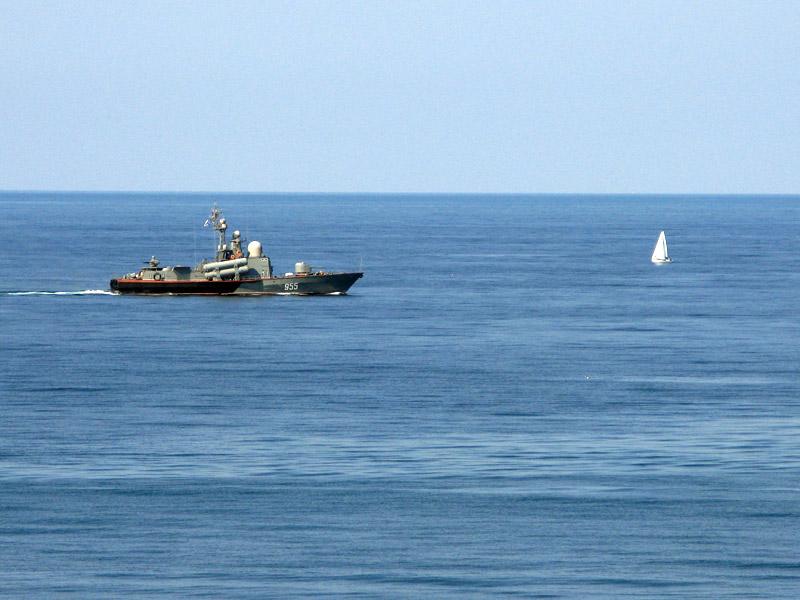 Корабль на горизонте