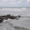 Черное море, начало шторма.
