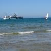 Катер морской переправы до Джемете