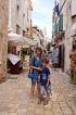 Трогир, Старый город