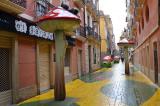 Аликанте, прогулка по городу