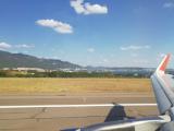 Приземление в аэропорту Геленджика
